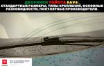 🏁На что обратить внимание при выборе стеклоочистителей для Toyota RAV4