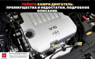 🏁Мощность двигателя на автомобиле Toyota Camry