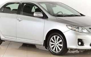 🏁Расположение и назначение предохранителей на Toyota Corolla 150