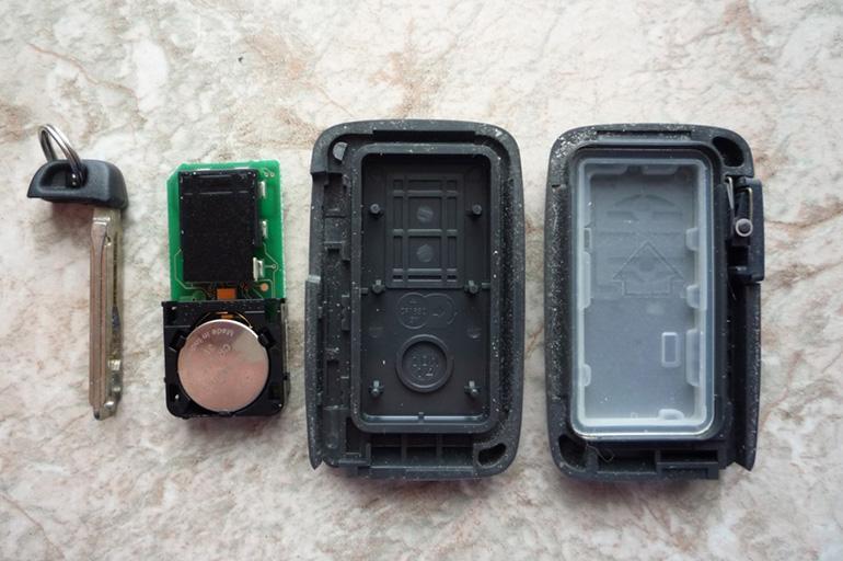 Замена батарейки