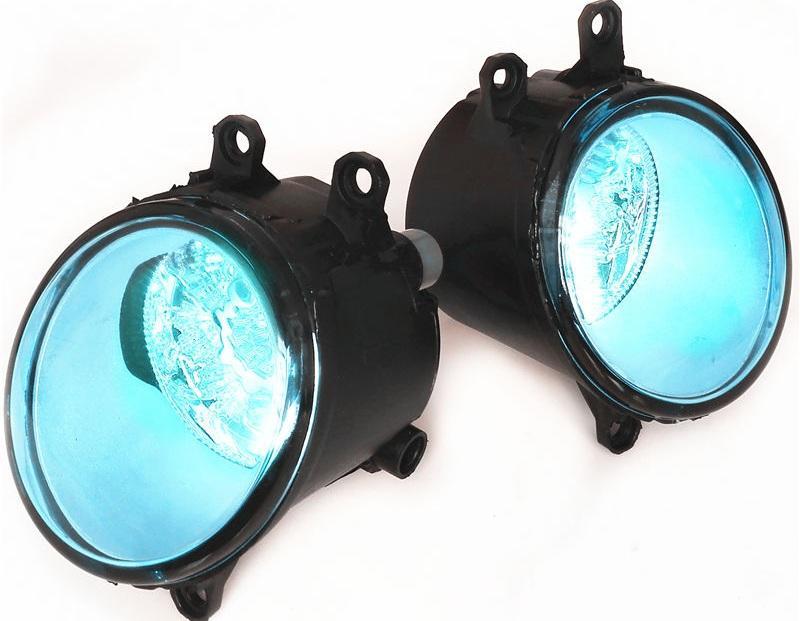 Лампы голубого света