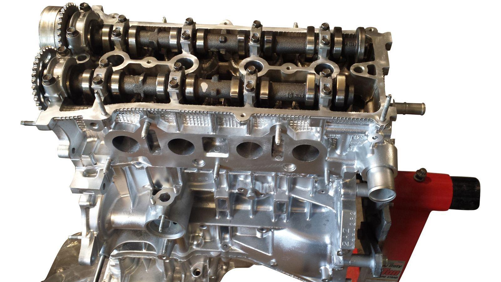 Двигатель серии AZ