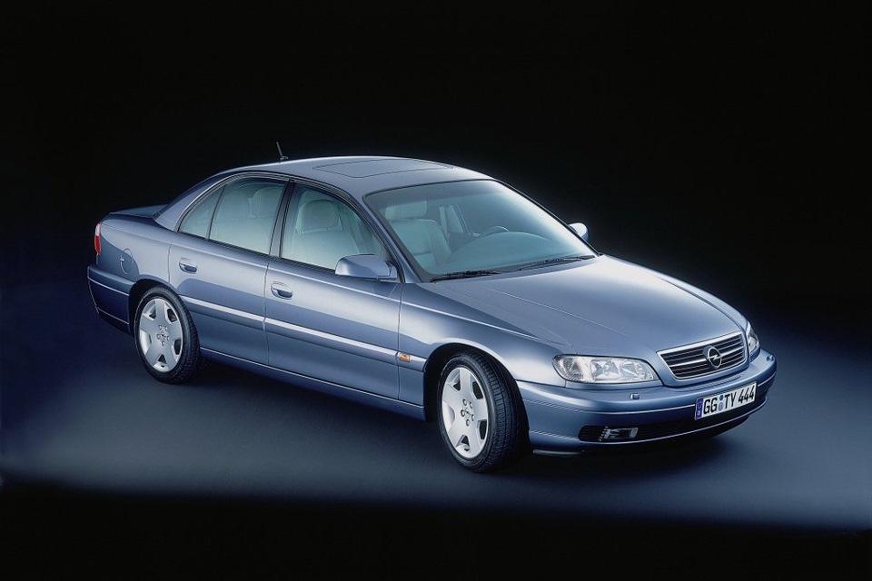 Opel Omega 1999-2003 г