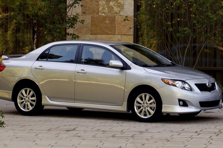 Toyota Corolla Е140