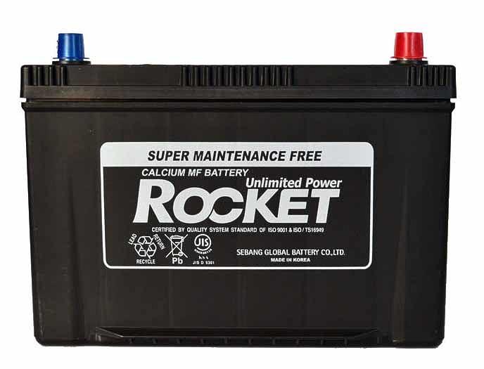Rocket SMF 115D31L