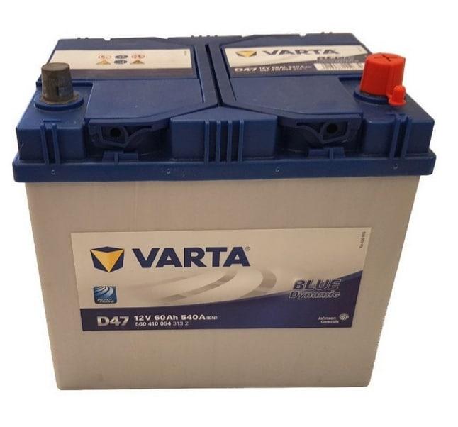Varta Blue (Чехия)