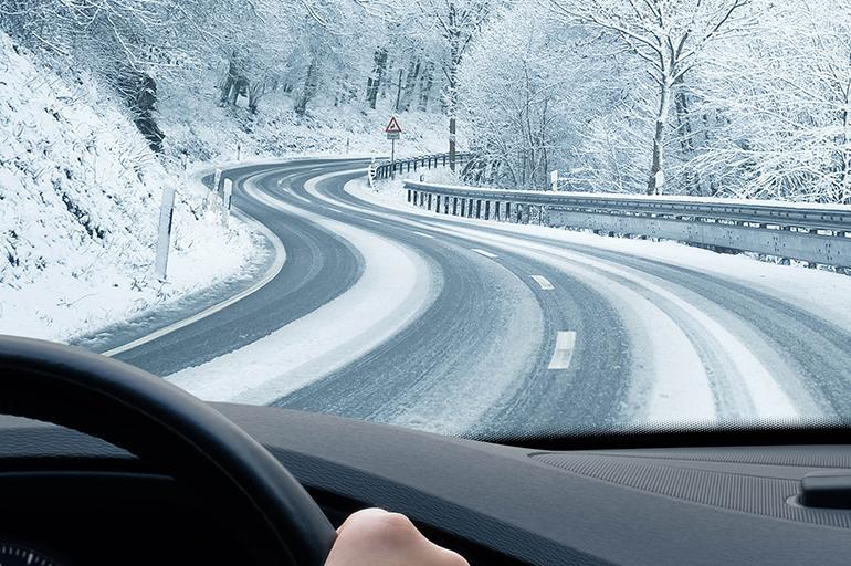 Программа зимнего вождения